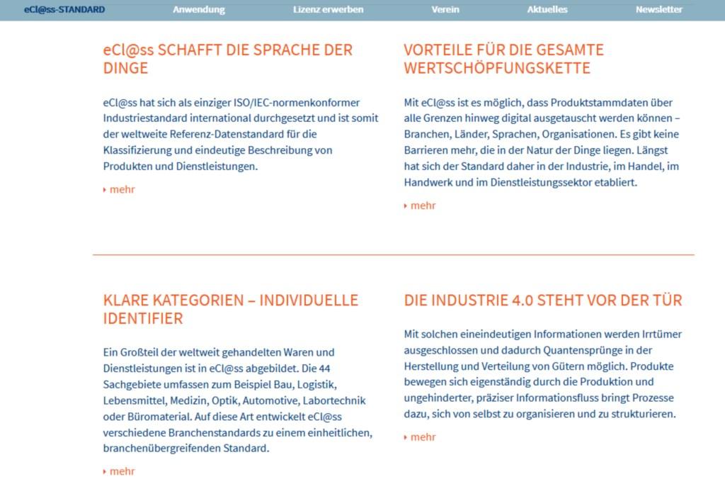 Neuer Auftrag: Marktforschung und Vertriebsberatung für das Institut der deutschen Wirtschaft (eCl@ss)