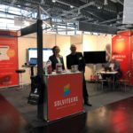 Solviteers Messestand