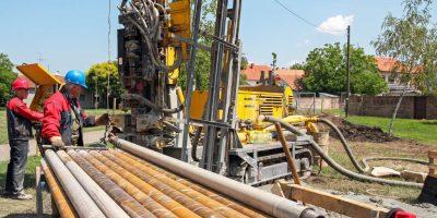 Vertriebsberatung und -unterstützung für ein Geothermieunternehmen