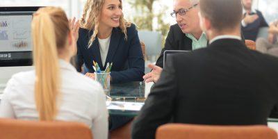 Vertriebsberatung und -unterstützung für eine SAP-Beratung