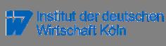 Institut der deutschen Wirtschaft Logo